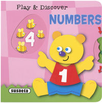 NUMBERS - PLAY & DISCOVER...