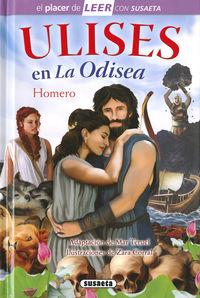 ULISES EN LA ODISEA - EL PLACER DE LEER CON SUSAETA - NIVEL 4