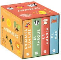 ANIMALES - MINIBIBLIOTECA