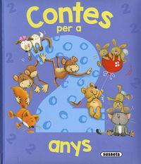 CONTES PER A 2 ANYS - 6 CONTES