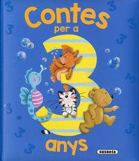 CONTES PER A 3 ANYS - 6 CONTES