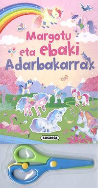 MARGOTU ETA EBAKI ADARBAKARRAK (S9600001)