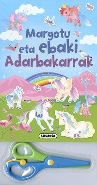 MARGOTU ETA EBAKI ADARBAKARRAK (S9600002)