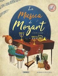 MUSICA DE MOZART, LA - LIBRO ORQUESTA