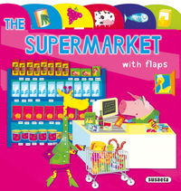 THE SUPERMARKET - LIFT-THE-FLAP TAB BOOK