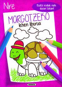 NIRE MARGOTZEKO LEHEN LIBURUA - 2 - IRUDI ITSASGARRIAK