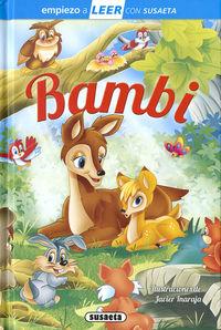 BAMBI - EMPIEZO A LEER CON SUSAETA - NIVEL 1