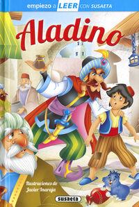 ALADINO - EMPIEZO A LEER CON SUSAETA - NIVEL 1