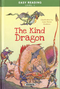 THE KIND DRAGON - EASY READING - NIVEL 2