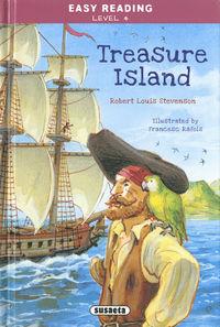 TREASURE ISLAND - EASY READING - NIVEL 4