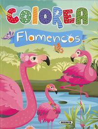 COLOREA FLAMENCOS (S6069001)