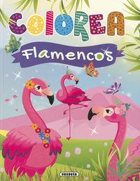 COLOREA FLAMENCOS (S6069002)