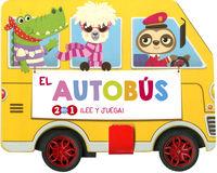 EL AUTOBUS - 2 EN 1: LEE Y JUEGA
