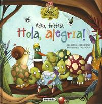 ADEU, TRISTESA. HOLA, ALEGRIA! - EL BOSC DE LES EMOCIONS