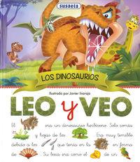 LOS DINOSAURIOS - LEO Y VEO...