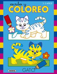 ESCRIBO Y COLOREO 1