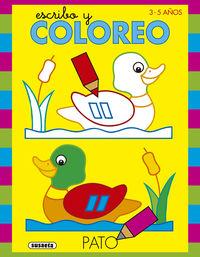 ESCRIBO Y COLOREO 2