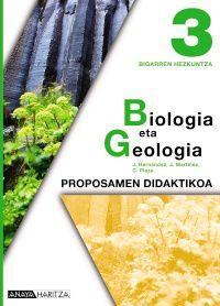 DBH 3 - BIOLOGIA ETA GEOLOGIA GIDA (HIRUH. )