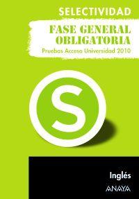 SELEC. INGLES (PRUEBAS 2010)