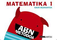 3 URTE - MATEMATIKA 1 (1-2 KOAD) - ABN