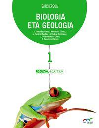 BATX 1 - BIOLOGIA ETA GEOLOGIA - HAZI ETA HEZI BAT EGINIK (PV)