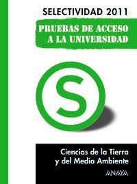 SELEC. CIENCIAS TIERRA Y MEDIO AMBIENTE (PRUEBAS 2011)