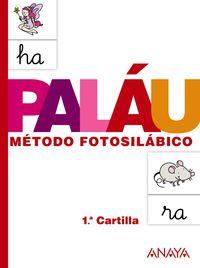 CARTILLA NUEVO PALAU 1 - METODO FOTOSILABICO