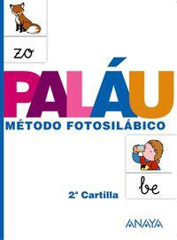 CARTILLA NUEVO PALAU 2 - METODO FOTOSILABICO