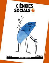EP 6 - CIENCIES SOCIALS (BAL) - APRE. CREI.