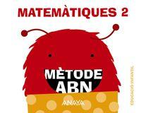 4 ANYS - MATEMATIQUES ABN (QUADERNS 1, 2 I 3) (VAL)