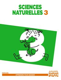 EP 3 - SCIENCES NATURALES (FRANCES)