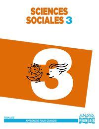 EP 3 - SCIENCES SOCIALES (FRANCES)