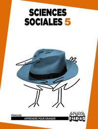Ep 5 - Sciences Sociales (frances) - Aa. Vv.