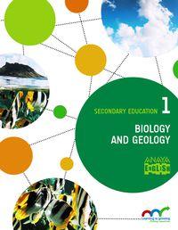 Eso 1 - Biologia Y Geologia (ingles) - Biology & Geology - Lear. Grow. - Aa. Vv.