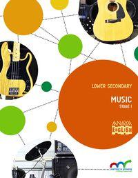 ESO 1 - MUSICA (INGLES) - MUSIC - LEAR. GROW. .