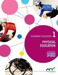 ESO 1 - EDUC. FISICA (INGLES) - PHYSICAL EDUC. - LEAR. GROW.