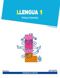 EP 1 - LLENGUA 1 - APRENDE ES CREIXER (CAT)