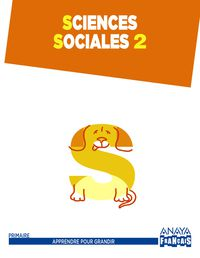 EP 2 - SOCIALES (FRANCES) - SCIENCES SOCIALES - APPRENDRE POUR GRANDIR (ARA)