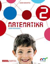 LH 2 - MATEMATIKA - HAZI ETA HEZI