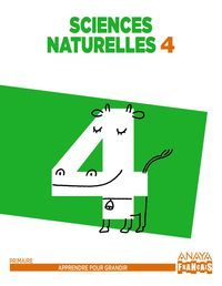 Ep 4 - Naturales (frances) (ara) - Sciences Naturelles - Appre. Grandir - Aa. Vv.