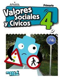 EP 4 - VALORES CIVICOS Y SOCIALES (AND) - PIEZA A PIEZA