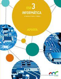 Eso 3 - Informatica (c. Val) - Apre. Crec. Conex. - Aa. Vv.