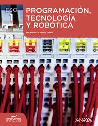 ESO 1 / 2 - TECNOLOGIA , PROGRAMACION Y ROBOTICA NIVEL I - APRE. CREC. (MAD)