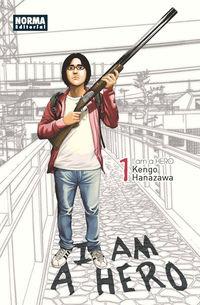 I Am A Hero 1 - Kengo Hanazawa