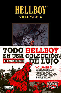 Hellboy Vol. Iii (integral) - Mike Mignola / Duncan Fegredo / Richard Corben / Kevin Nowlan / Scott Hampton