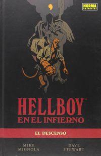 Hellboy En El Infierno 1 - El Descenso - Mike Mignola