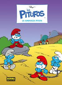 Pitufos, Los 21 - La Amenaza Pitufa - Peyo