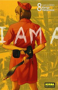 I Am A Hero 8 - Kengo Hanazawa