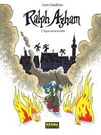 RALPH AZHAM 3 - NEGRAS SON LAS ESTRELLAS