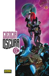 Ciencia Oscura 1 - Como Caer Eternamente - Rick Remender / Scalera Matteo / Dean White